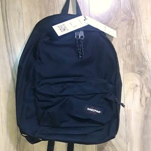 EASTPAK Out of Office Black Back Pack